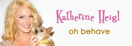 Katherine Heigl on Pet Life Radio