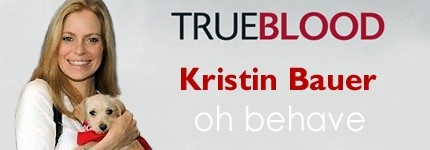 Kristin Bauer on Pet Life Radio title=