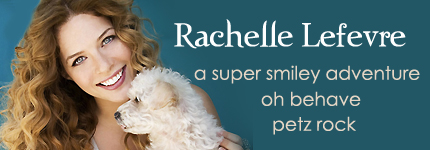 Rachelle Lefevre on Pet Life Radio