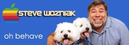 Steve Wosniak on Pet Life Radio