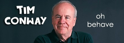 Tim Conway on Pet Life Radio