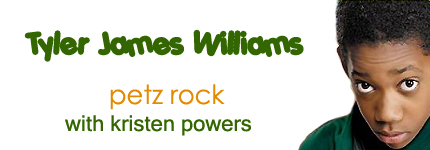 Tyler James Williams on Pet Life Radio