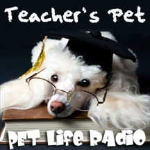 Teacher's Pet pet radio and podcast