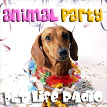 Animal Party pet radio and podcast