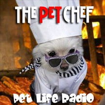 The Pet Chef pet radio and podcast