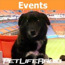 Events and Trade Shows pet radio and podcast