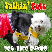 Talkin' Pets pet radio and podcast