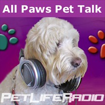 All Paws Pet Talk pet radio and podcast