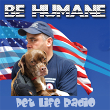 Be Humane pet radio and podcast