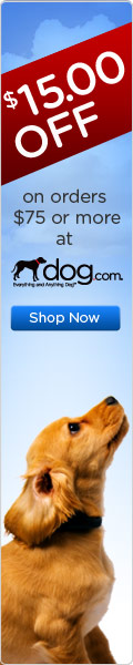 Great Discounts for Pet Life Radio Listeners from Dog.com!