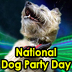 National Dog Party Day on Pet Life Radio