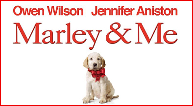 Marley & Me with Jennifer Aniston & Owen Wilson on Pet Life Radio