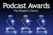 "Vote for ""Oh Behave"" For The Peoples Choice Podcast Award!"