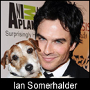 Ian Somerhalder on A Super Smiley Adventure  on Pet Life Radio