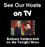 See Barbara Heidenreich on The Tonight Show with Jay Leno!