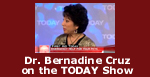 Dr. Bernadine Cruz on the TODAY show