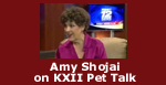 Amy Shojai on KXII Pet Talk